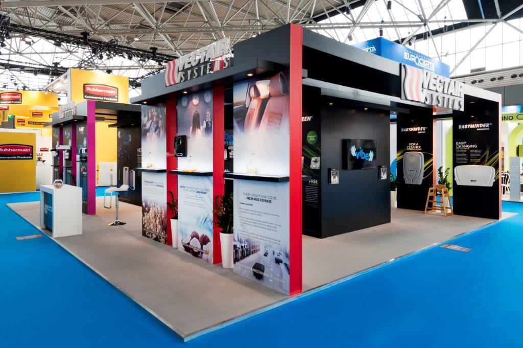 exhibition build